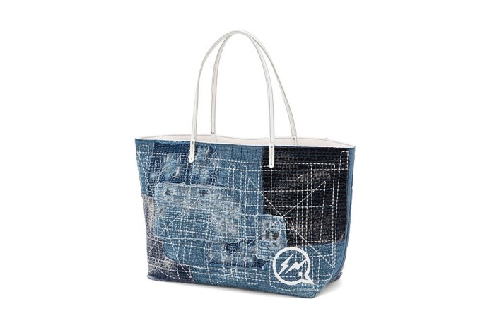 DENIM BY VANQUISH & FRAGMENT Tote Bag