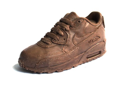 Designer Creates a Chocolate Air Max 90