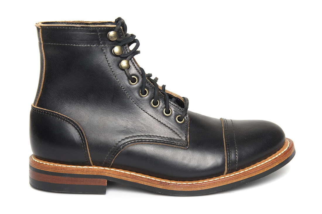 Deus Ex Machina x Oak Street Bootmakers 2015 Spring/Summer Horween Chromexcel Boot