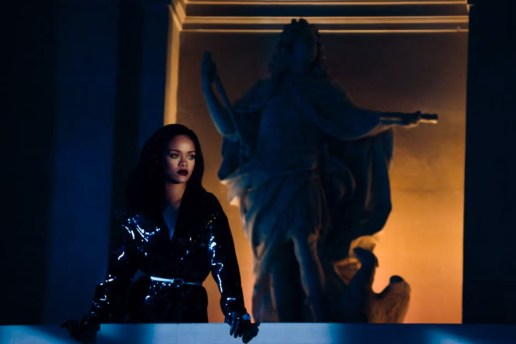 "Dior ""Secret Garden IV"" Film Extended Cut Starring Rihanna"