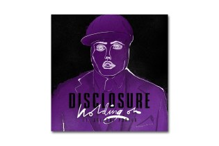 Disclosure featuring Gregory Porter - Holding On
