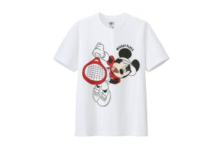"Disney x Uniqlo ""Mickey Plays"" Collection"