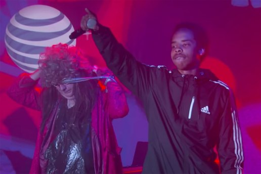 "Earl Sweatshirt Performs ""Huey"" and ""Grief"" on 'Jimmy Kimmel Live!'"