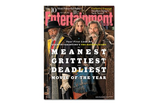 Entertainment Weekly Unveils Main Characters From Quentin Tarantino's 'The Hateful Eight'
