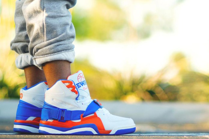"Ewing Concept  ""Knicks"" & Black/White"
