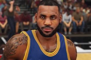 Fan Recreates Playoff Buzzer Beaters in 'NBA 2K15'