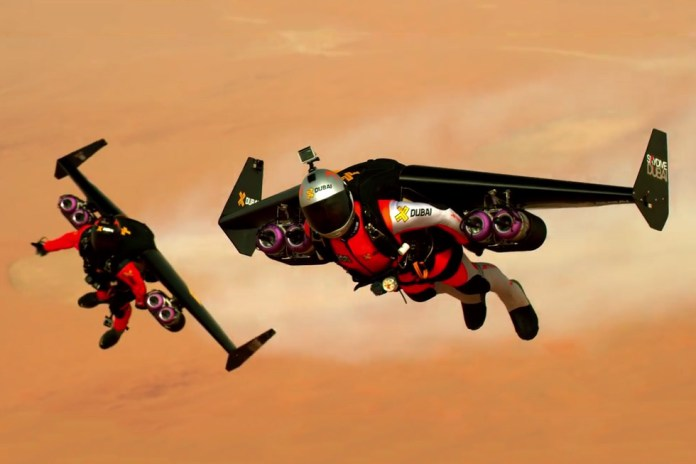 Flying Jetmen Take on Dubai in This Awe-Inspiring Video