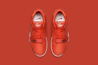 fragment design x NikeCourt Air Trainer 1 Mid