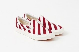 Freemans Sporting Club x Vans 2015 Summer Classic Slip-On