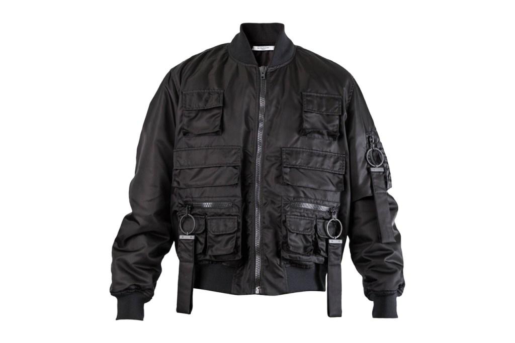 Givenchy Multi Pocket Bomber Jacket Hypebeast