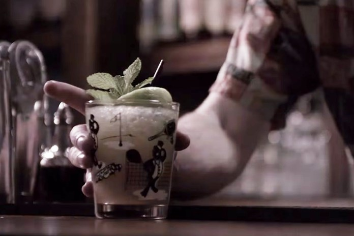 Go Back in Time With 100 Years of Different Cocktails in This Video