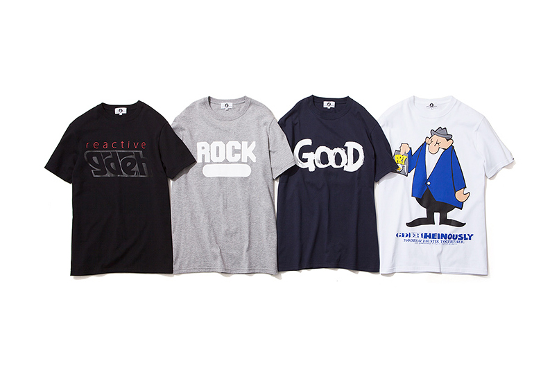 GOODENOUGH 2015 Spring/Summer Collection