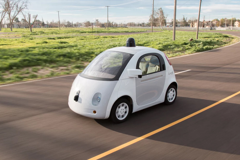 Google's Self-Driving Vehicle Prototypes Get the Green Light