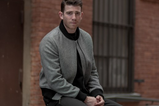 Grungy Gentleman 2015 Spring/Summer Editorial featuring Bryan Greenberg