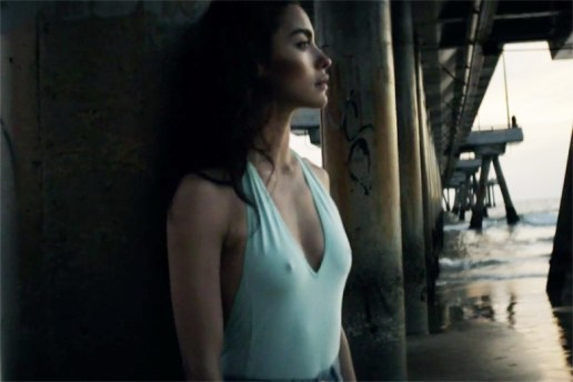 "Adrianne Ho, André and Josef Cannon Front ""Time Barrel"" Short"