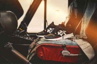 "Highs and Lows x ASICS GEL-Lyte V ""Medic"""
