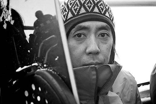 Hiroshi Fujiwara: A Personal Account on Backcountry Snowboarding