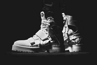 Hood By Air 2015 Spring/Summer Footwear