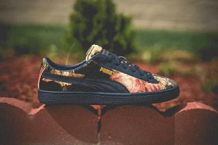 "House of Hackney x PUMA Basket ""Rose"""