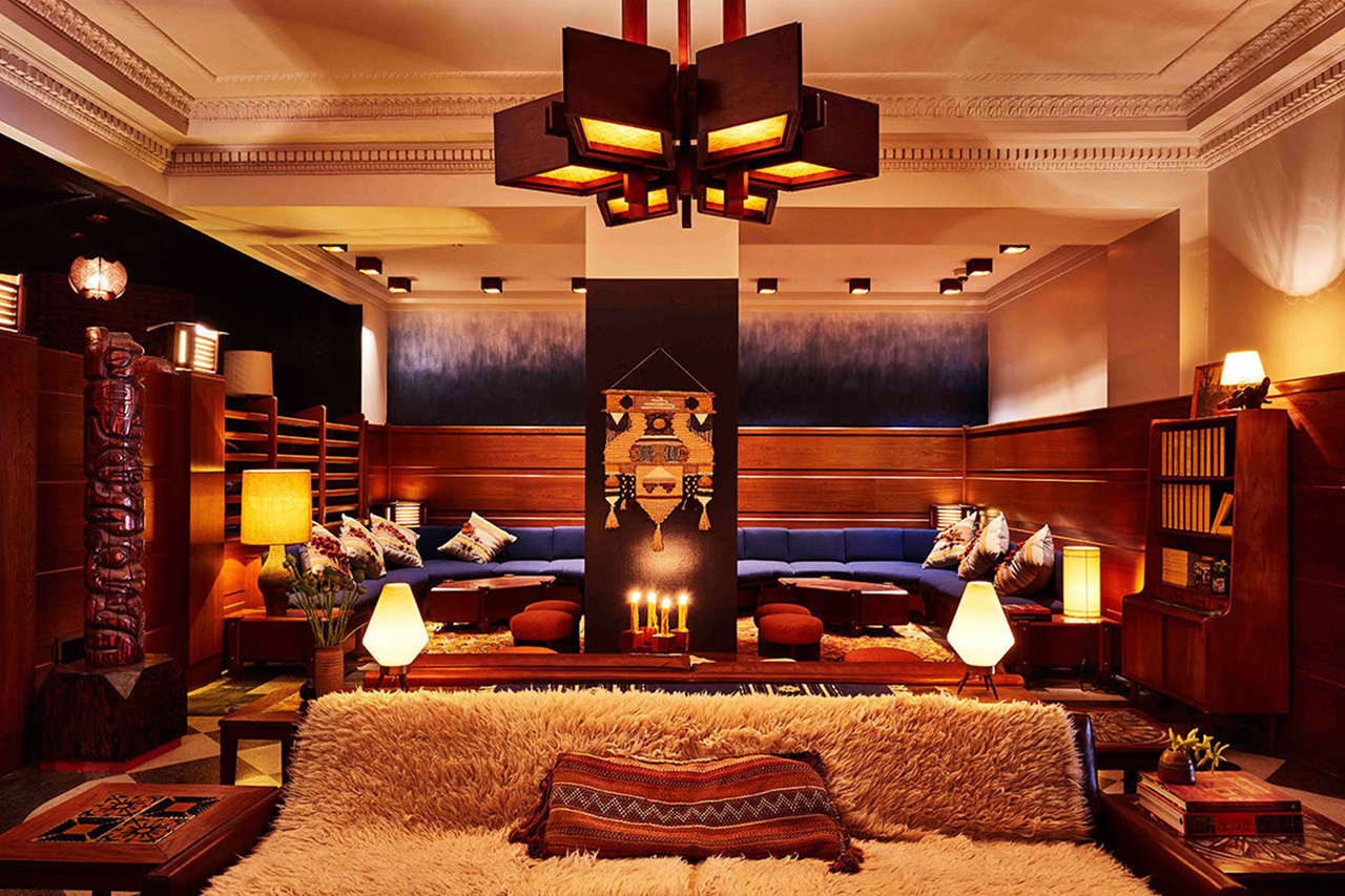 Inside the Freehand: Chicago – A Hybrid Hotel & Hostel