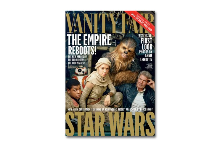 J.J. Abrams Reveals Potential 'Star Wars' Easter Egg in New 'Vanity Fair' Cover Story