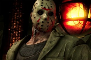 Jason Voorhees of 'Friday the 13th' Hacks up His Opponents in 'Mortal Kombat X'