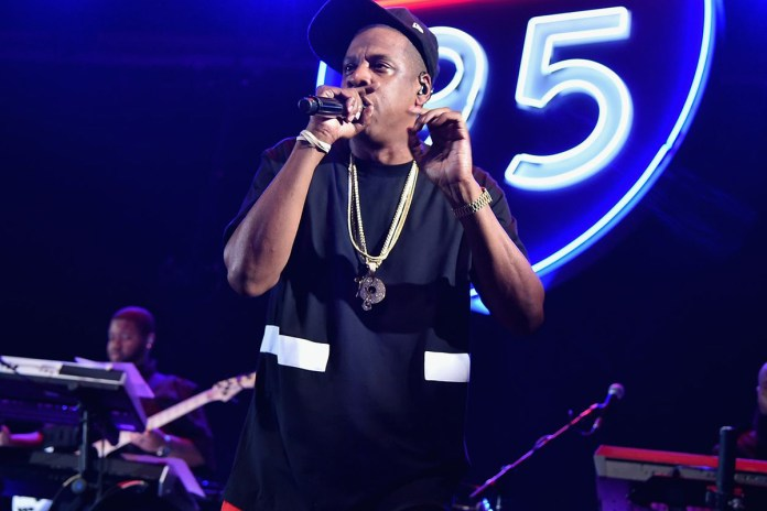 JAY Z Disses Apple, YouTube and Spotify During TIDAL NYC Concert