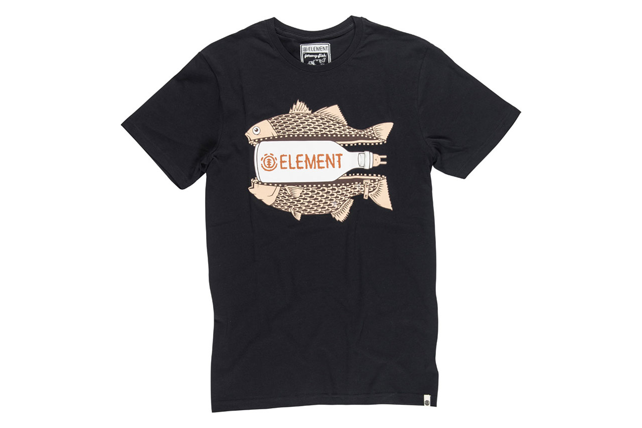 Jeremy Fish x Element 2015 Summer Collection