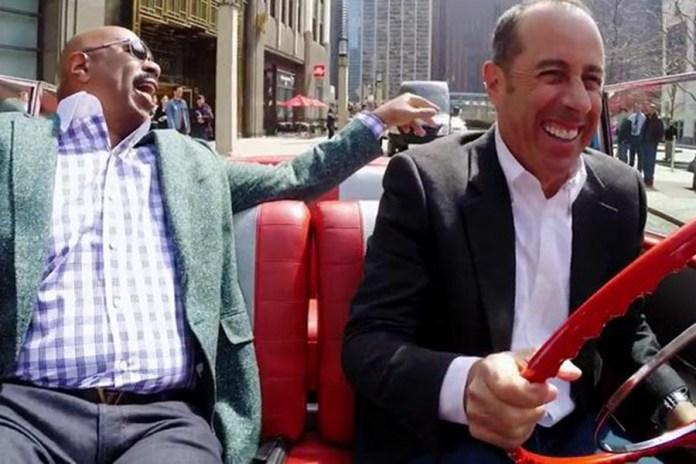 Jerry Seinfeld's Comedians in Cars Getting Coffee Season 6 Trailer