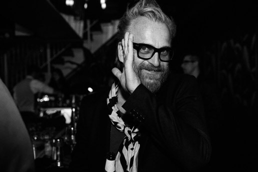 Johan Lindeberg to Leave BLK DNM