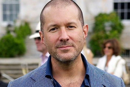 Jony Ive Becomes Apple's First-Ever Chief Design Officer