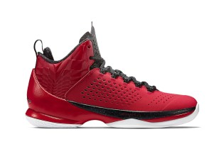 "Jordan Melo M11 ""University Red"""