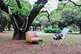 Journal Standard x Snow Peak 2015 Summer Furniture