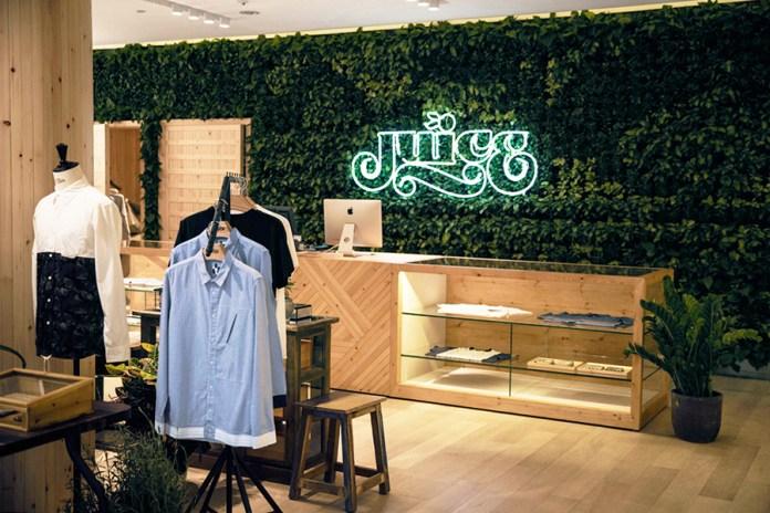 JUICE Beijing Opening