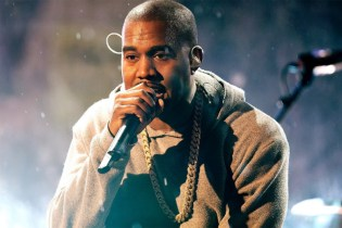 Kanye Reveals New Album Title 'SWISH'