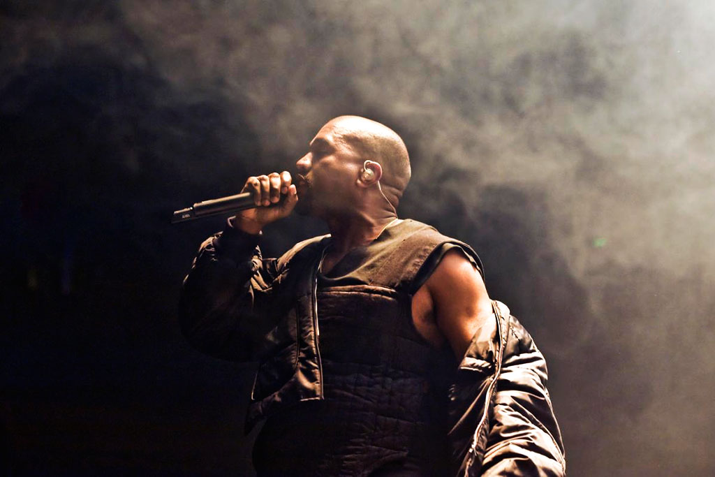 "Kanye West Debuts ""I Want It All"" at PowerHouse 2015"