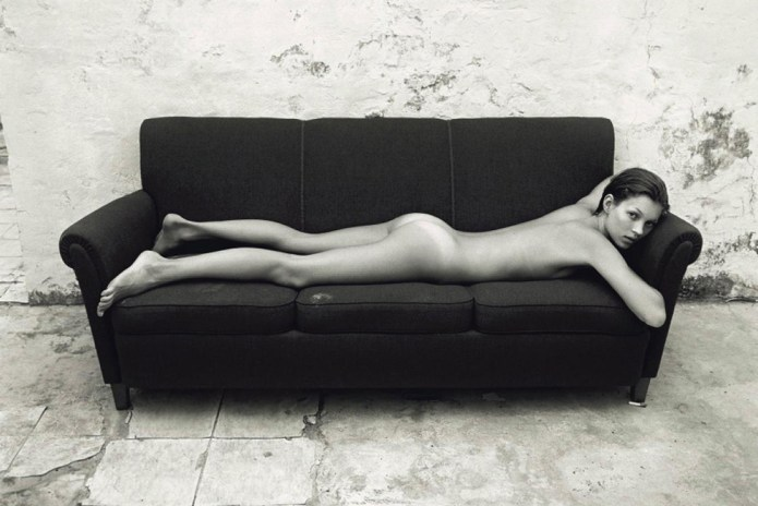"Kate Moss Speaks on Shooting Calvin Klein's 1993 ""Obsession"" Campaign With Mario Sorrenti"