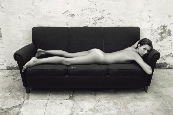 """Kate Moss Speaks on Shooting Calvin Klein's 1993 """"Obsession"""" Campaign With Mario Sorrenti"""