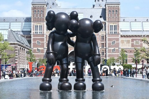 KAWS 'Along The Way' @ ArtZuid 2015