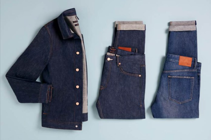 Topman Teams up With Kurabo Denim Mills for a Selvedge Denim Collection