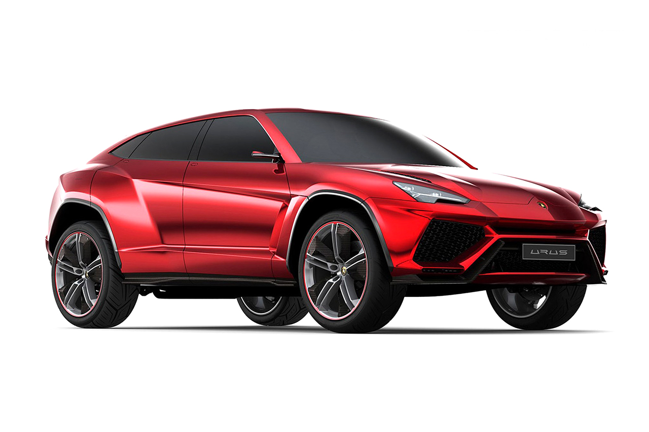 Lamborghini Is Set to Build an SUV by 2018
