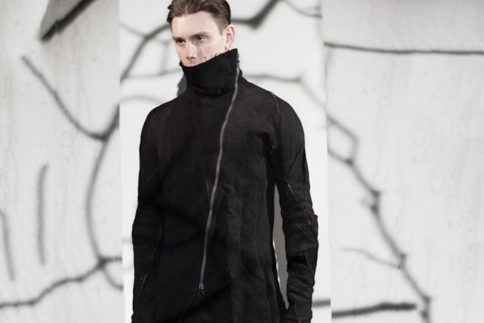 "Leon Emanuel Blanck 2015 Fall/Winter ""RIGOR MORTIS"" Lookbook"