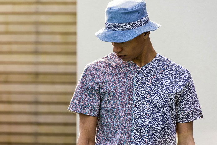 Liberty x New Era 2015 Spring/Summer Lookbook