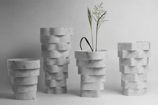 Little Gerla Marble Vases by Paolo Ulian & Moreno Ratti