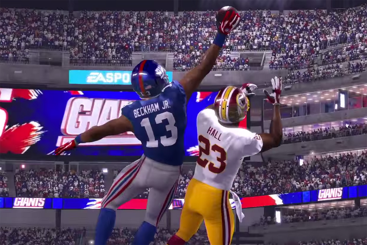 """Madden NFL 16 """"Be the Playmaker"""" Preview"""