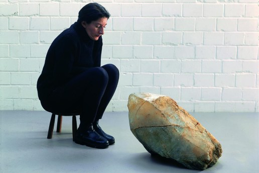 "Marina Abramovic Says She Was ""Totally Used"" by JAY Z for ""Picasso Baby"""
