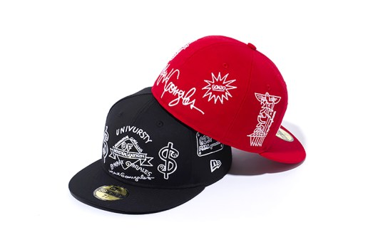 Mark Gonzales x New Era Japan 2015 Spring/Summer 59FIFTY