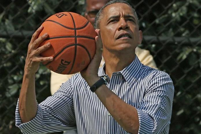 Mark Parker, Tinker Hatfield & Michael Jordan Designed a Sneaker for President Obama