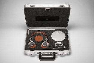 Master & Dynamic X Zero Halliburton Creative Toolkit