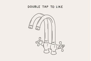 Matt Blease Creates Illustrations That Poke Fun at Social Media